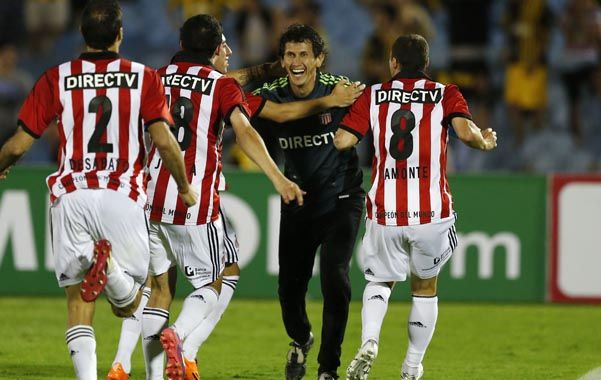 Venció anoche a Peñarol por 3-1 en los penales.