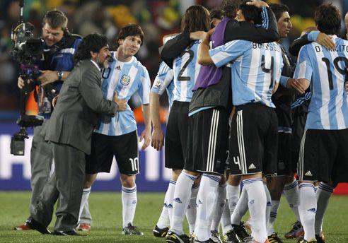 El mundo habla de Messi y la selección argentina