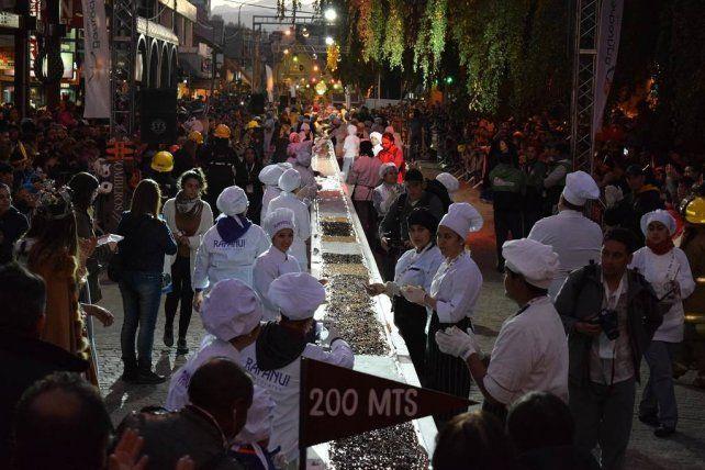 Atracción. Turismo de Bariloche confirmó la realización de la Fiesta Nacional del Chocolate.