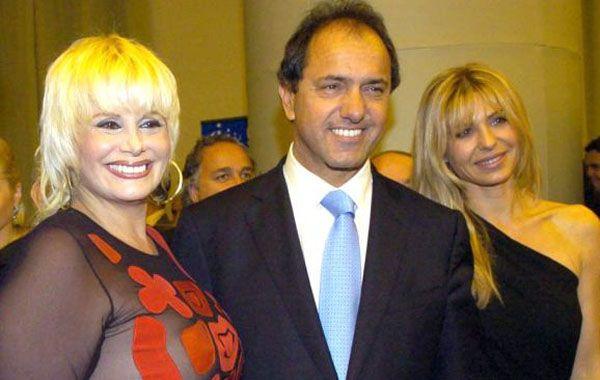 La noticia menos esperada. El gobernador de Buenso Aires y la vedette tuvieron un romance.