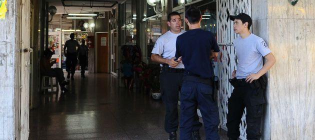 Para el sindicato de los municipales es notoria la reducción del personal policial en oficinas públicas.