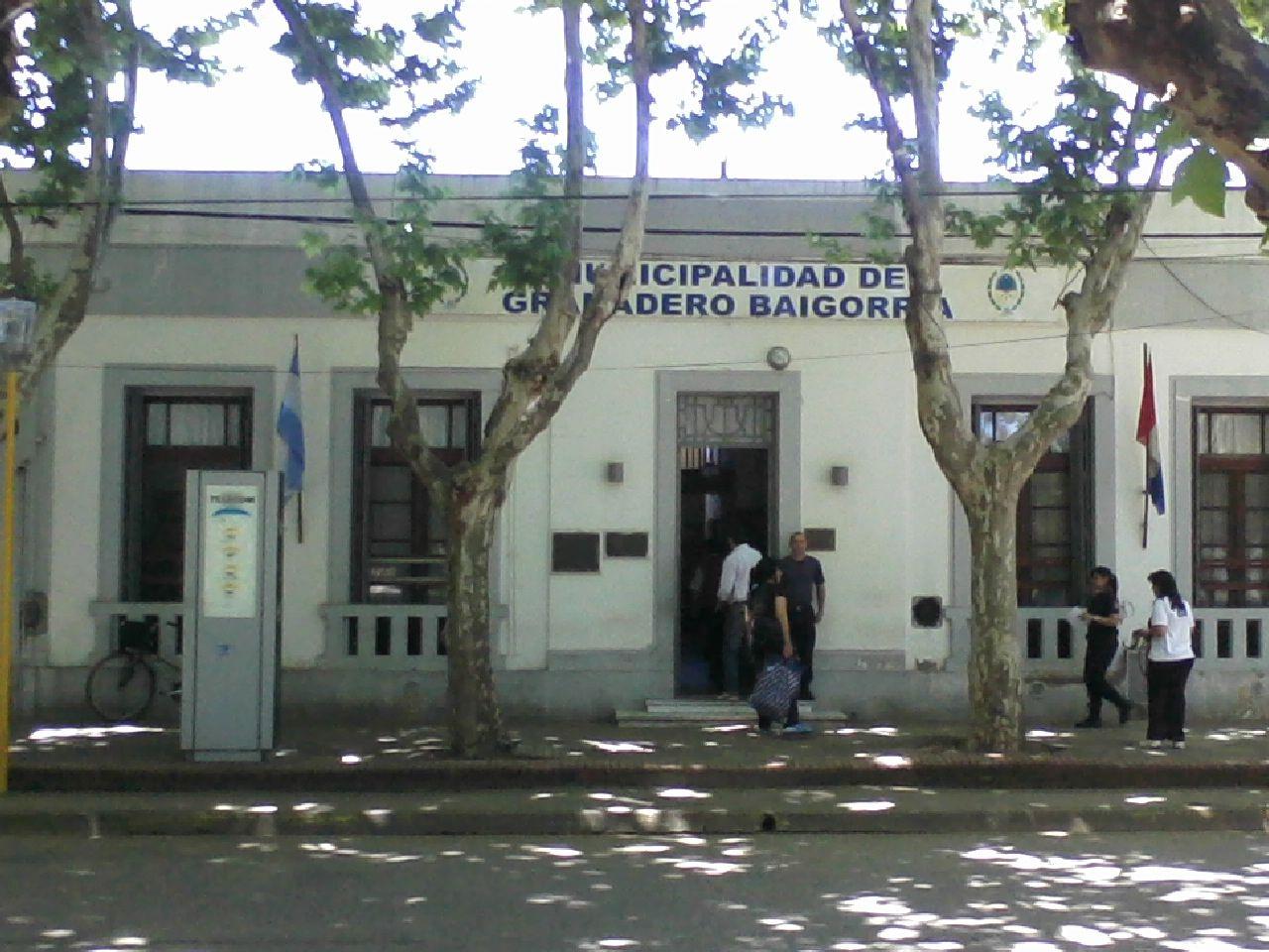 La Municipalidad de Baigorria. Por orden judicial