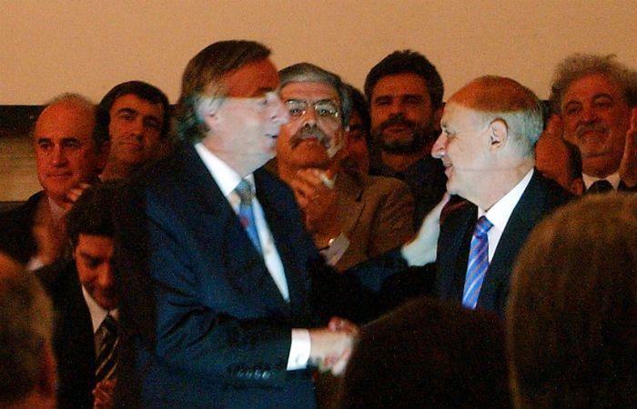 Neodesarrollismo. Kirchner y Lavagna en el año 2005