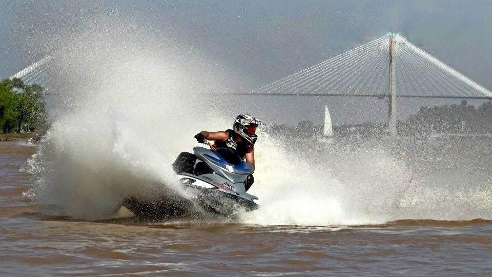 Campeón. Morelli salió primero en la categoría turbo 1.500 en el torneo nacional que se corrió en el circuito de Tigre.