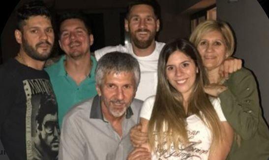 Tremendo cruce tuitero entre María Sol Messi y Yanina Latorre por una foto sin esposas