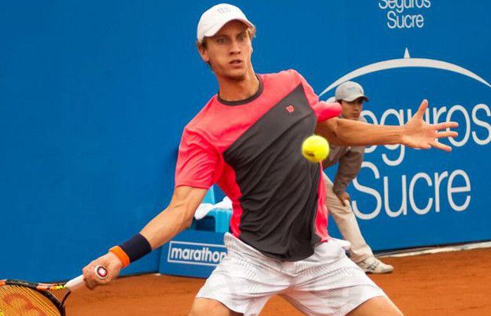 Olivo ganó el duelo de rosarinos en el ATP de Buenos Aires