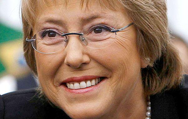 Reformista. Bachelet promete cambios en impuestos y educación.