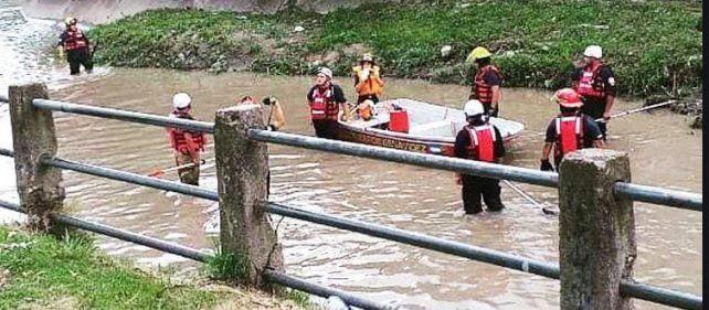 Hallaron el cuerpo del remisero desaparecido en Benavidez flotando en un arroyo de Tigre