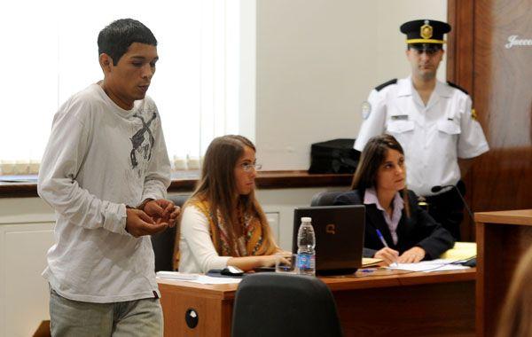 Juan Gabriel Abramor fue juzgado en noviembre por matar a su padre en su casa de Pueyrredón al 4000