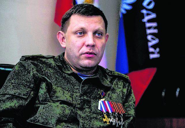 Conflicto. Alexander Zaiarchenko
