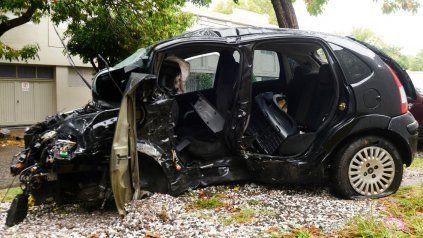 El conductor de la picada mortal en Av. del Rosario podría afrontar una pena de hasta 25 años