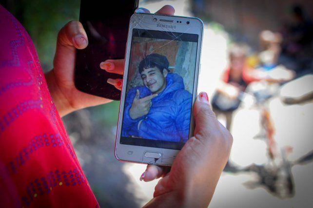 Milton Valdez tenía 16 años. Lo mataron en la entrada a un pasillo de Vía Honda.