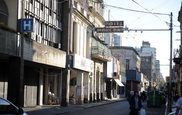 La calle San Juan
