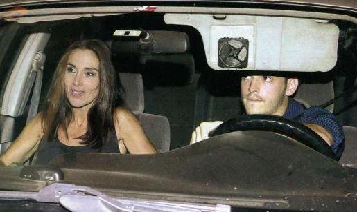 Llegaron juntos en auto pero a la sala ingresaron separados.