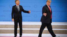 Macri y Trump. El último megapréstamo del Fondo, apoyado por EEUU, comprometió severamente a la Argentina.