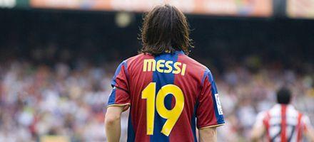 El rosarino Lionel Messi es el tercer jugador de fútbol mejor pago del mundo