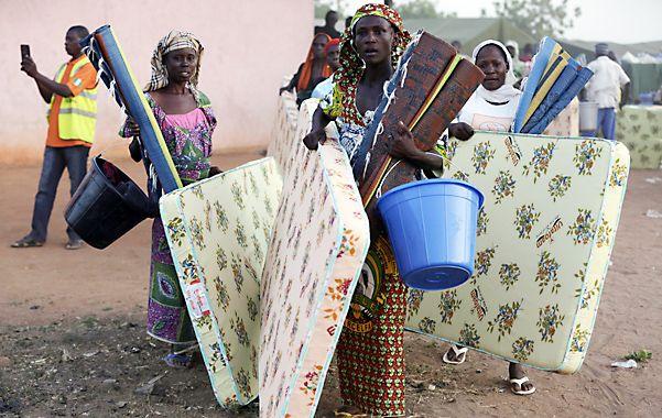 Nigeria rescató a 293 secuestradas por las brigadas yihadistas de Boko Haram