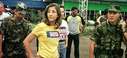 Las Farc ponen en duda liberación de Ingrid Betancourt