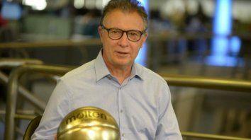 Magnano dirigió al seleccionado argentino en el subcampeonato mundial de 2002 y lo llevó a lo más alto cuando conquistó el oro olímpico en Atenas 2004.