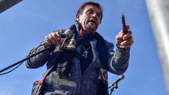 El hombre detenido con un cuchillo en el Monumento es inimputable