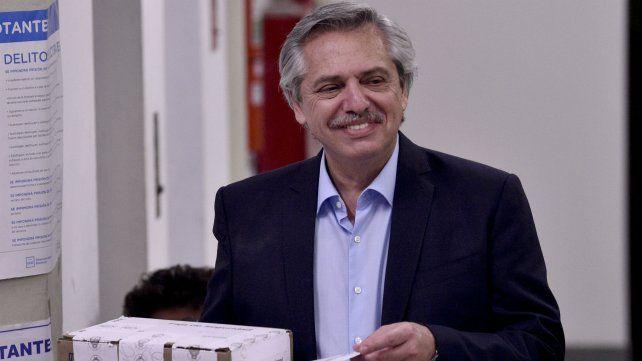 Alberto Fernández: Vamos a trabajar todos juntos, se terminaron el nosotros y el ellos