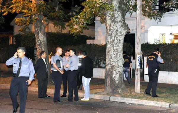 El atentado al gobernador se perpetró el pasado 11 de octubre