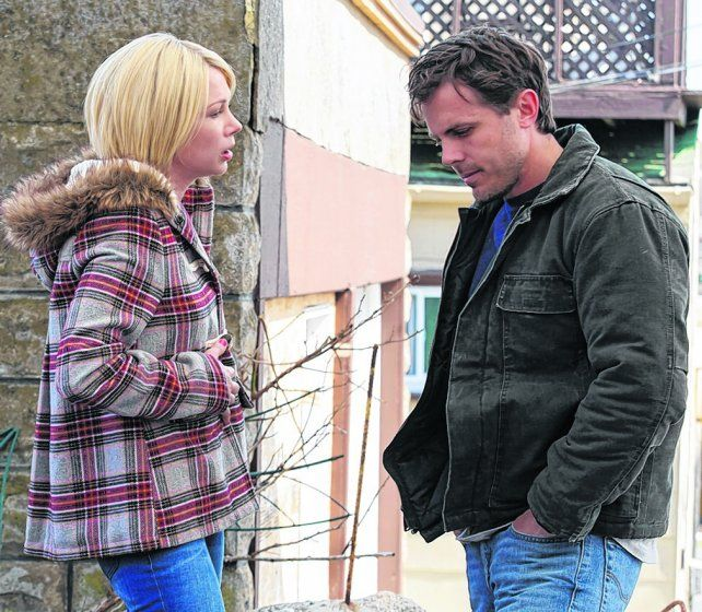 quebrados. Williams y Affleck componen a un matrimonio divorciado en el filme que dirige Kenneth Lonergan.