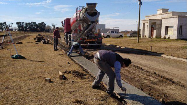 La comuna lleva invertidos 2 millones de pesos en la construcción de lasobras.