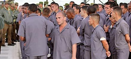 Cuba conmutará la pena de muerte a un grupo de delincuentes comunes