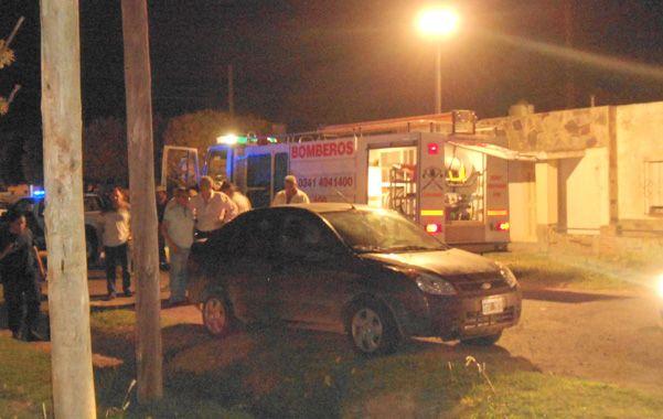 Macabro. El cuerpo de Fajardo fue hallado en diciembre de 2011 en el baúl de un auto estacionado