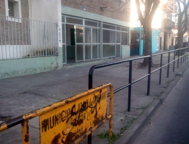 La escuela está ubicada en en Juan Manuel de Rosas al 4000. (Foto:S.Meccia)