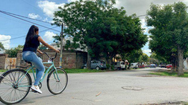 Gaboto al 5500 el lugar donde fue atacado el mecánico Carlos Arguelles en enero pasado.