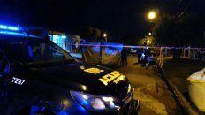 Un hombre murió en un recio ataque a balazos en la vecina ciudad de San Lorenzo.