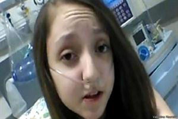 El gobierno chileno rechazó la petición de eutanasia de una niña de 14 años