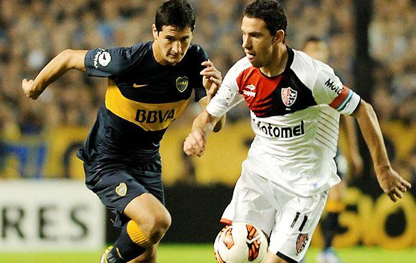 Maxi Rodríguez confía  en las chances de Newell's para seguir haciendo camino en  la Copa Libertadores