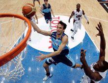 Manu Ginóbili será el abanderado argentino en las Olimpíadas de Beijing