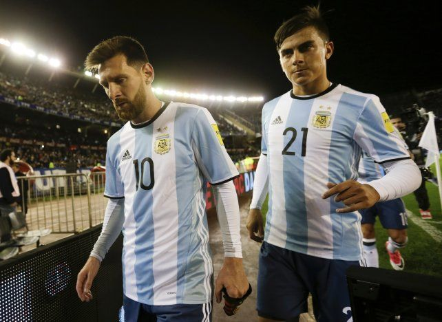 Lionel Messi y Paulo Dybala fueron titulares en los últimos partidos de las eliminatorias ante Uruguay y Venezuela.