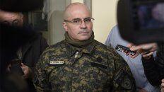 Nuevo jefe de la URII. Adrián Forni fue jefe de la Tropa de Operaciones Especiales, entre otros cargos.