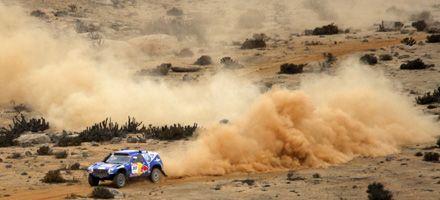 Rally Dakar: Patronelli sigue segundo en cuatriciclos y nada cambió en autos y motos