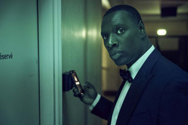 Manos a la obra. Omar Sy interpreta a Assane Diop