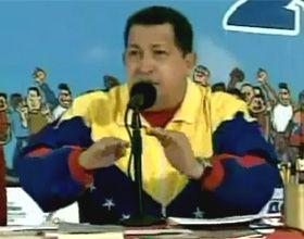 Chávez: El imperialismo llegó a Marte y acabó con la vida en ese planeta