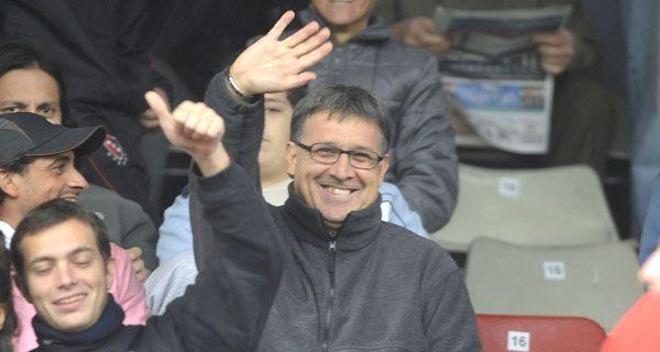 Lorente dijo que Martino no será el técnico porque no quiere dirigir hasta diciembre