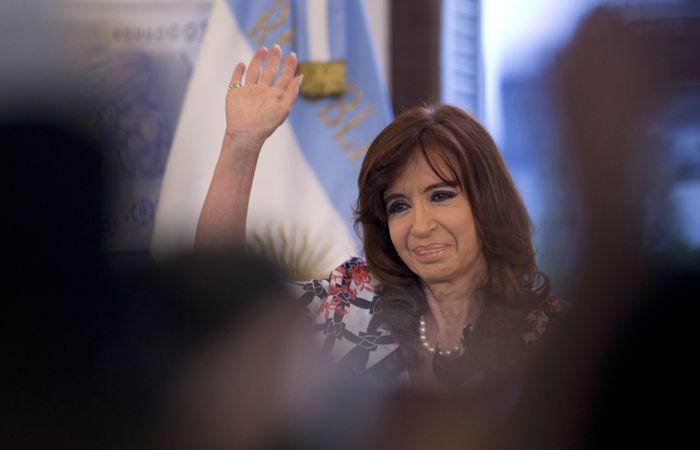 La presidenta criticó a la oposición por sembrar dudas sobre el sistema electoral.