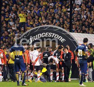 La Conmebol desestimó la apelación de Boca por los incidentes en el superclásico