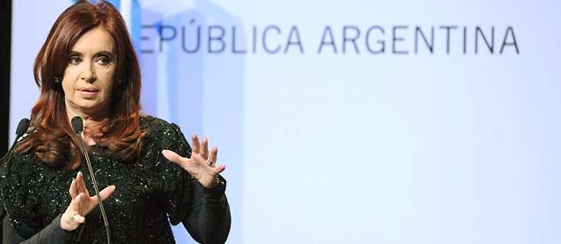 La presidenta encabezó la celebración del Dia de la Industria en la muestra Tecnópolis.