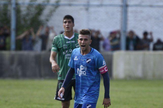 Una fija. Emanuel Fabrizio fue confirmado en el mediocampo del equipo salaíto.