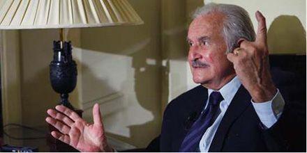 Carlos Fuentes: Si Sarah Palin llega al poder, me voy a vivir a Marte