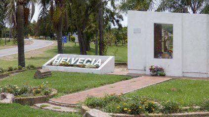 La violación de la joven ocurrió en la localidad de Helvecia
