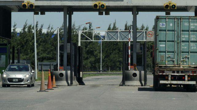 Trabajadores de peajes, en alerta por el cierre de cabinas en varias rutas de Santa Fe