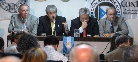 La tercera reunión entre el campo y el gobierno trajo pocos avances